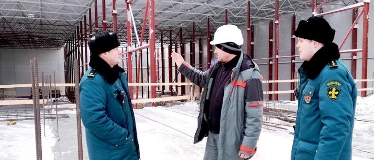 Государственный строительный надзор