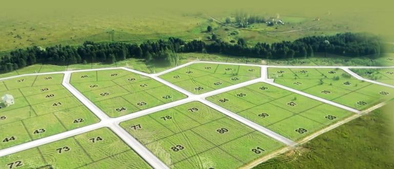 Как разделить участок сельхозназначения на части