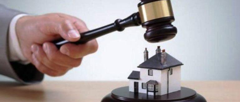 Незаконная постройка дома