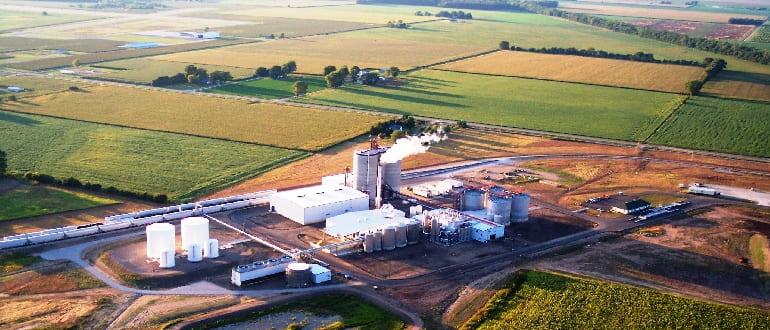 Перевод участка сельскохозяйственного назначения в земли промышленности