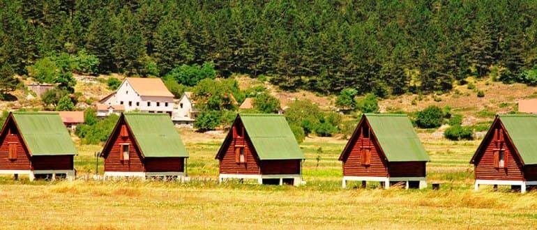 Перевод земель сельхозназначения в рекреационное назначение