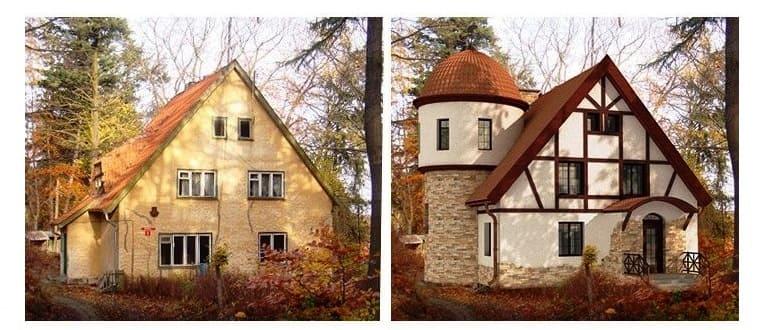 Получение разрешения на реконструкцию дома
