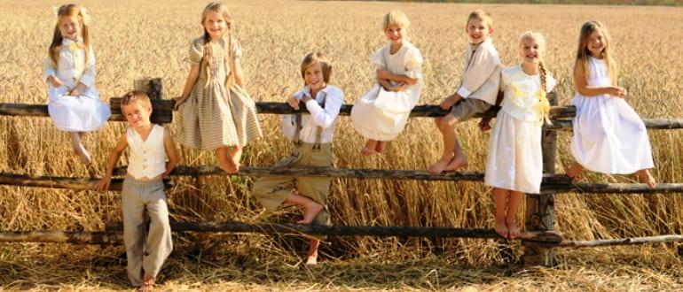 Предоставление земли многодетным семьям