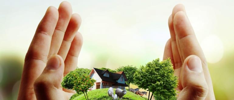 Право собственности на доли земельного участка