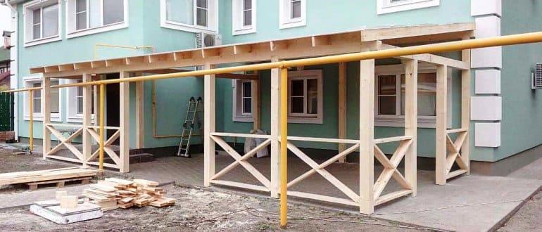Разрешение на строительство пристройки к частному дому