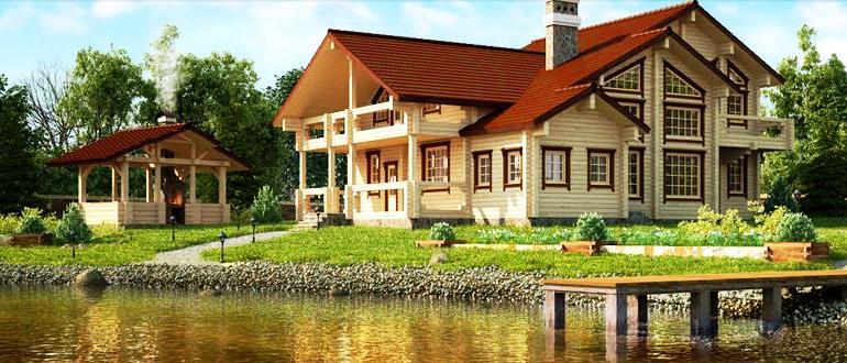 Регистрация загородного дома