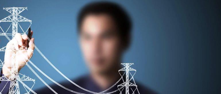 Суд с энергосетями