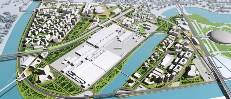 Внесение изменений в проект планировки территории