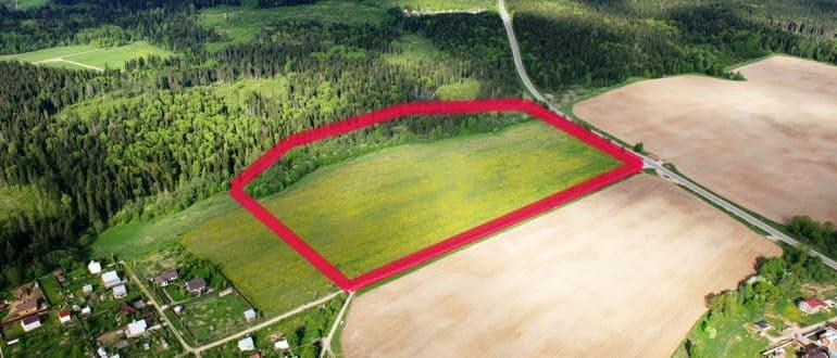 Неиспользование земельного участка сельскохозяйственного назначения