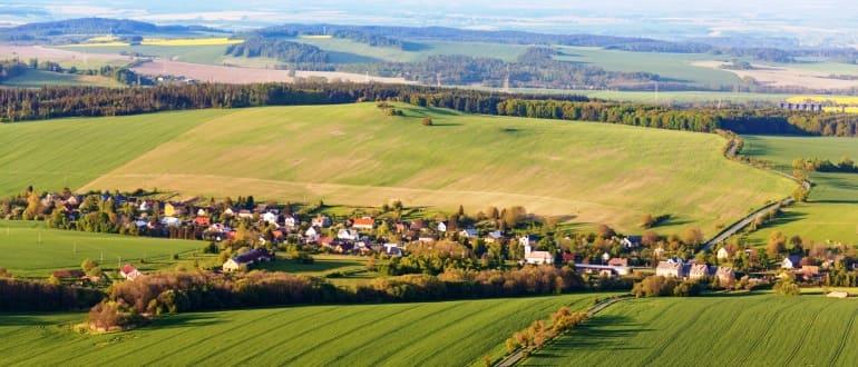 Перевод земель сельскохозяйственного назначения в земли населенных пунктов
