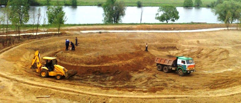 Разрешение на пруд на земле сельхозназначения